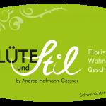 Logo Blüte und Stil